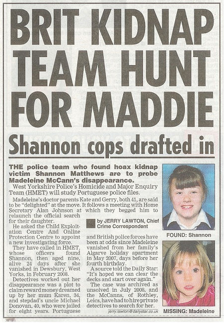Media Mayhem - MCCANN MEDIA NONSENSE OF THE DAY - Page 25 DailyStar18March2010