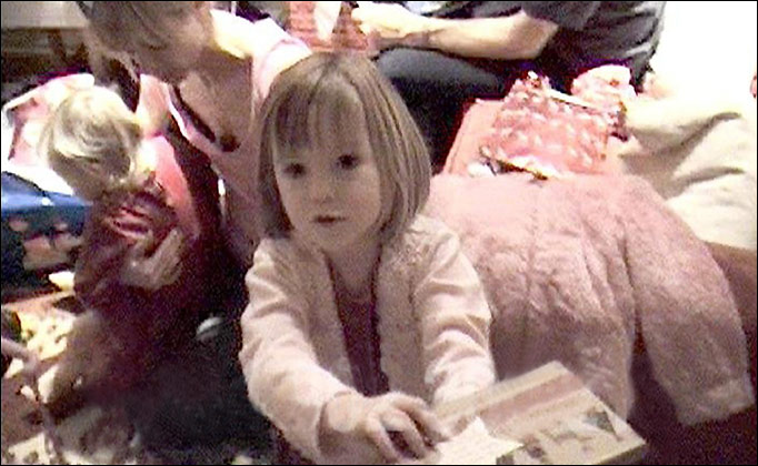 Maddie Christmas Appeal Video 2007 *
