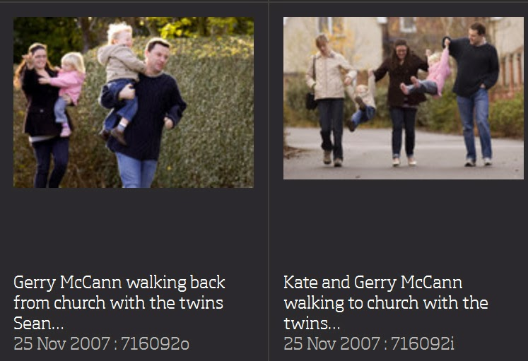 Do you believe something happened earlier than May 3rd ? If so, how did the McCanns manage to deceive everyone at the creche? Mccannscatbaker