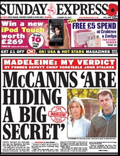 Media Mayhem - MCCANN MEDIA NONSENSE OF THE DAY - Page 25 28-10-2007-ExpressSecrety