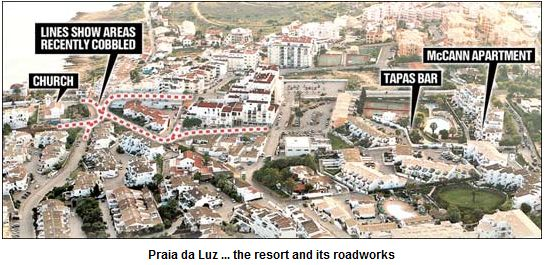 MAPS AND PLANS CONNECTED TO MADELEINE Madeleine Mccann Apartment Map on face map, housig m a map, restaurant map, floor map,